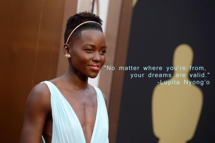 Lupita Nyongo-2014 Oscars