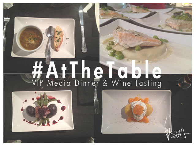 #Atthetable-VIP-Media-Dinner