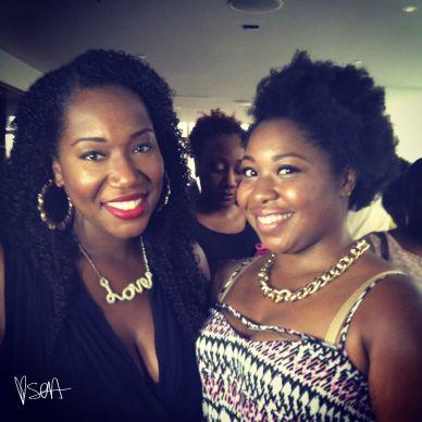 Celebrate My Beauty- Eden Body Works event in Atlanta-MUA Alexandra Butler