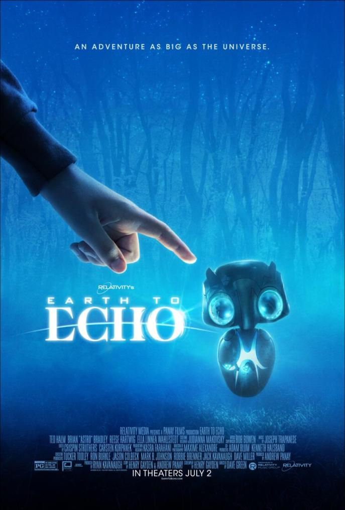 Earth to Echo official movie poster