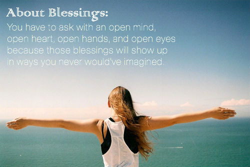 About Blessings-soainspired