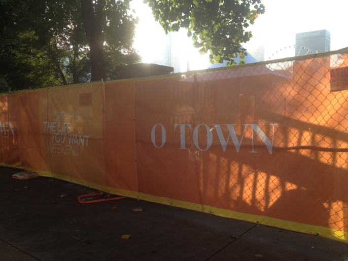 Oprah's The Life You Want O Town Experience Atlanta