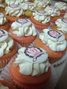 custom cupcakes from My Fair Sweets at Glam University