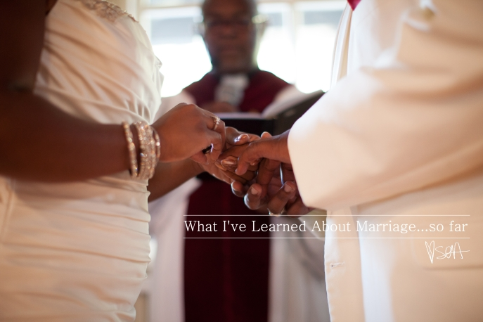 What I learned about marriage so far via SOAinspire photo by Events by SPL